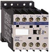Leistungsschütz AC-schaltend 3P 230V 1S 9A 4 KW LC1-K0910P7